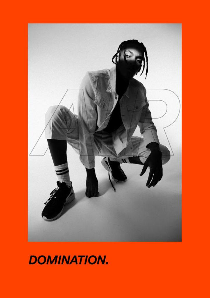 Nike Huarache poster CRPTC CHILD