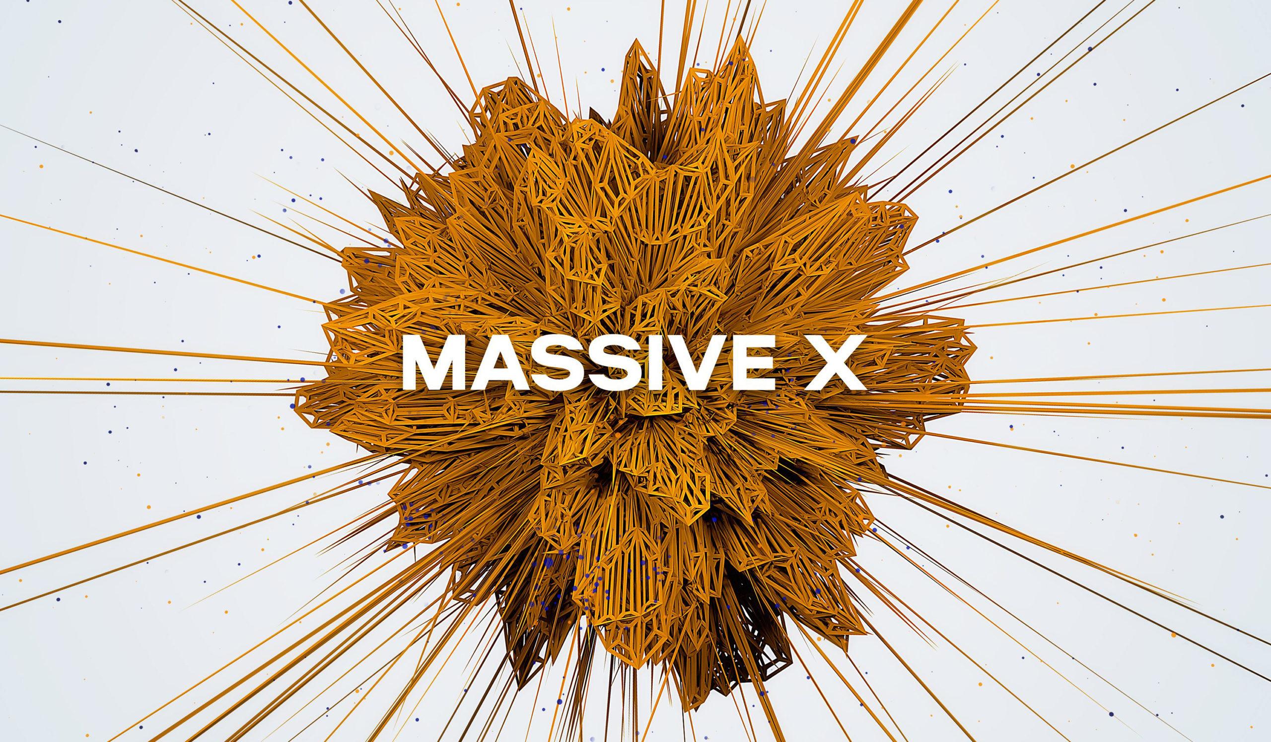 Massive X